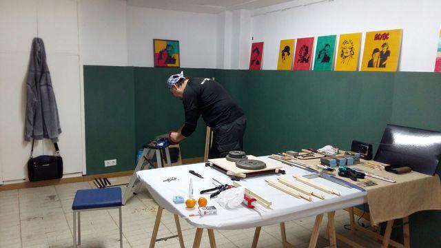 TALLER ARTISTAS- COWORKING ARTISTAS - foto 2