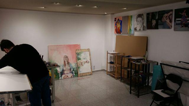 TALLER ARTISTAS- COWORKING ARTISTAS - foto 4