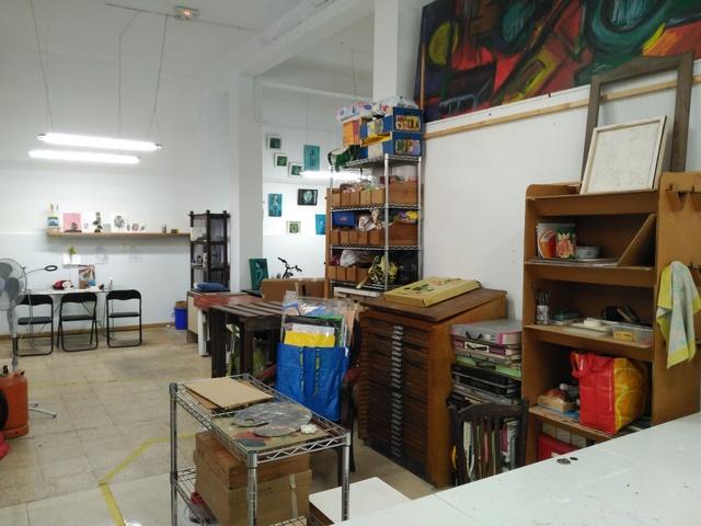TALLER ARTISTAS- COWORKING ARTISTAS - foto 3