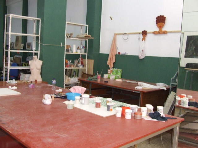 TALLER ARTISTAS- COWORKING ARTISTAS - foto 6