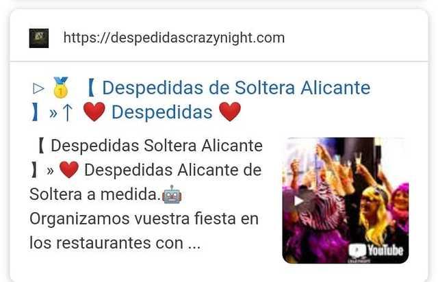 DESPEDIDAS ALICANTE - foto 1