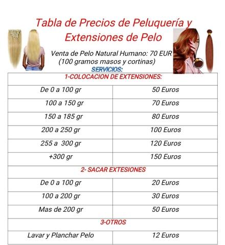 COLOCACIÓN DE EXTENSIONES DE PELO - foto 5