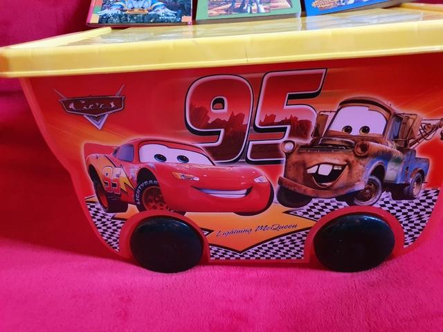 CAJA DE CARS - foto 3