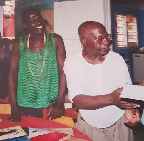 AMARRES Y RECUPERACIONES. SANTERO CUBANO.  - foto 2