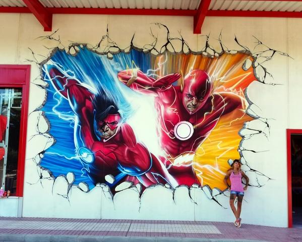 GRAFFITI DECORACION VALENCIA - foto 3