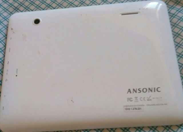 TABLET ANSONIC - foto 1