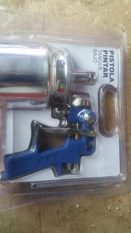 Pistola De Compresor