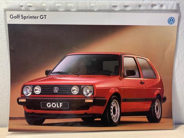Catalogo Volkswagen Sprinter Gt