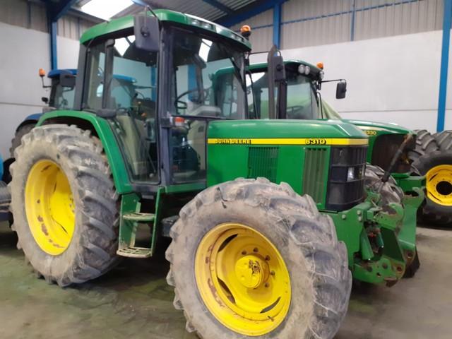 6810 6610 7610 Ford 6410 7810 parrilla frontal de tractor