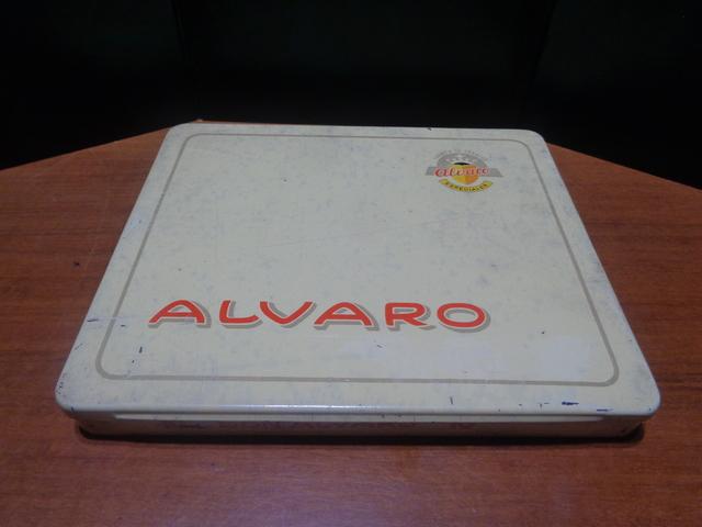 CAJA DE PUROS ALVARO - foto 1