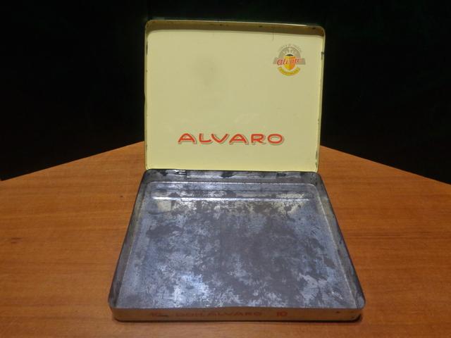 CAJA DE PUROS ALVARO - foto 2