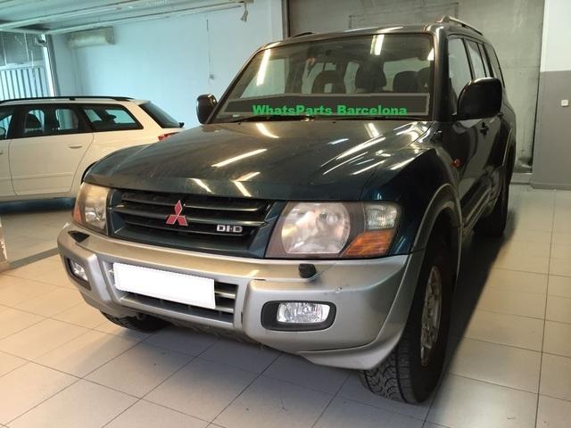 Set Juntas de Culata Mitsubishi Montero Shogun Canter 2.8 Td Tdi 4m 40//T 1994