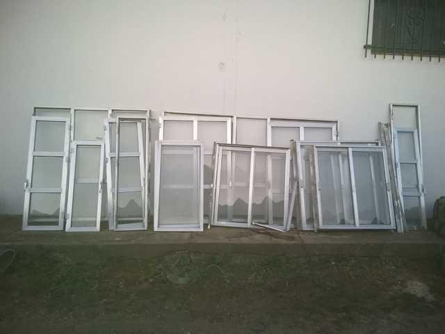 Ventanas Aluminio Buen Estado