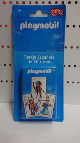Playmobil Baraja Española Fournier