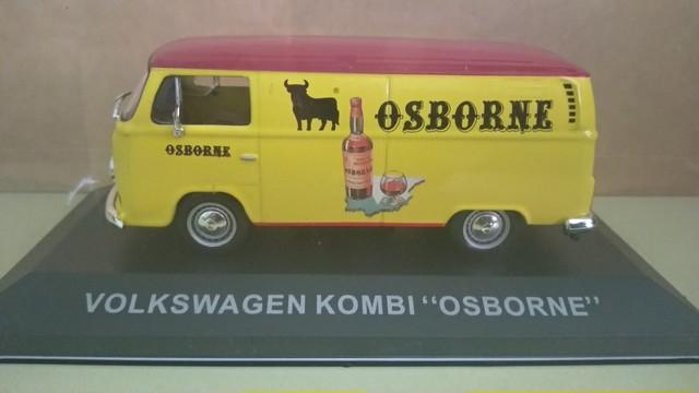 Furgoneta Volkswagen Kombi - Osborne