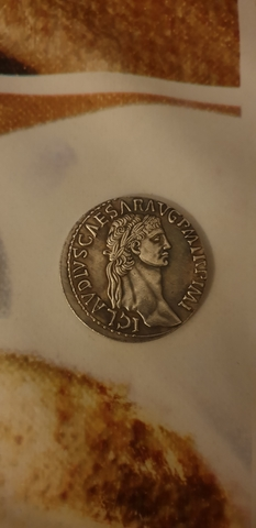 Moneda Romana Antigua