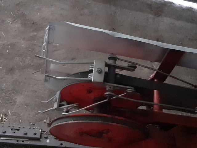 SEGADORA BUCHER M550 - foto 6