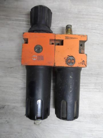 Filtro Regulador Lubricador Metalwork Pn