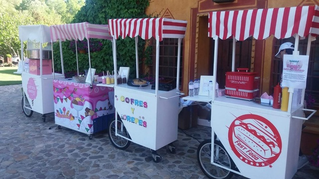 EVENTOS ,  CANDYBAR ,  FAST FOOD,  - foto 1