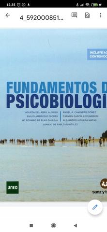 LIBROS PSICOLOGIA UNED 2020/2021 - foto 5