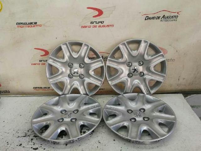 Nuevo 4x 15 pulgadas de acero llantas Citroën C-elysee c3 II c3 picasso ds3 peugeot 207 208