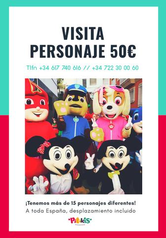PERSONAJE + ANIMACION  60 - foto 1