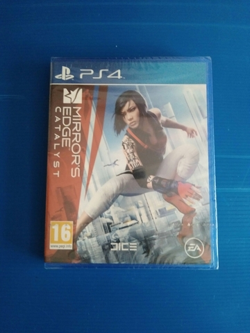 MIRRORS EDGE CATALYST PS4 segunda mano  Jerez de la Frontera