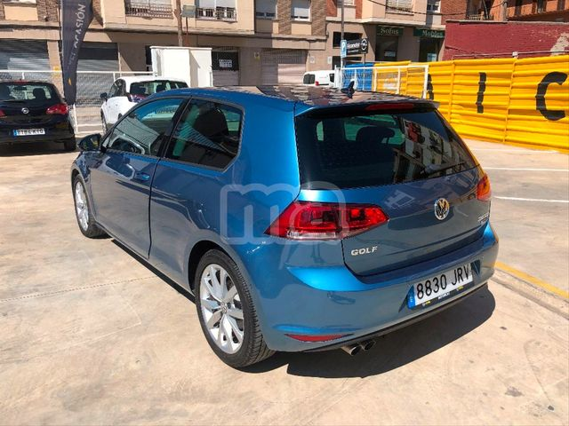 VOLKSWAGEN - GOLF ADVANCE 2. 0 TDI 150CV BMT DSG - foto 2
