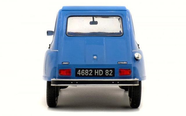 Citroen light 15 1949 azul oscuro beige maqueta de coche 1:43 norev