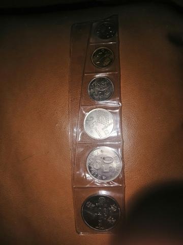 Se Vende Colección De Monedas