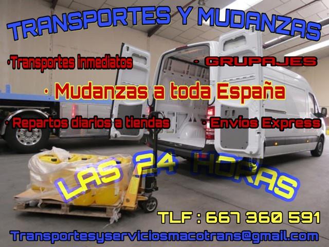 TRANSPORTES Y MUDANZAS NMC - foto 1