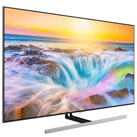 SAMSUNG QE55Q85RATXXC 4K SMART TV BIXBY - foto 1
