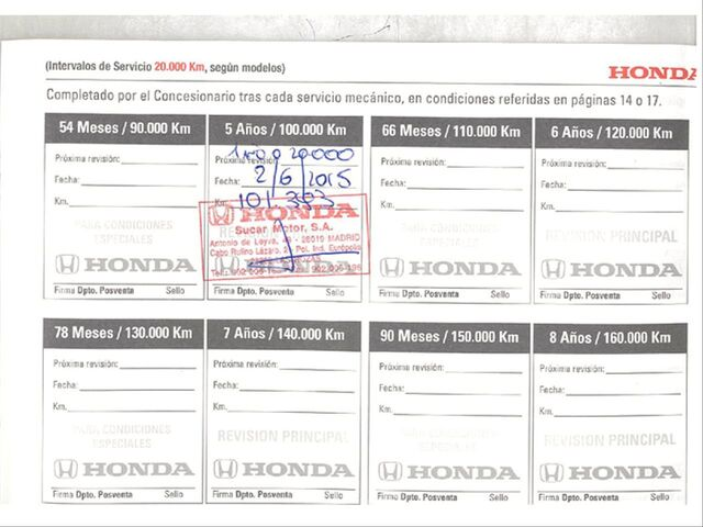 HONDA - CRV 2. 2 IDTEC ELEGANCE AUTO - foto 8