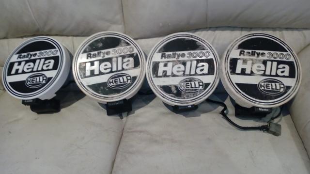 FOCOS HELLA RALLYE 3000 - foto 2