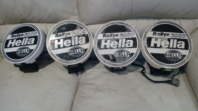 FOCOS HELLA RALLYE 3000 - foto 3