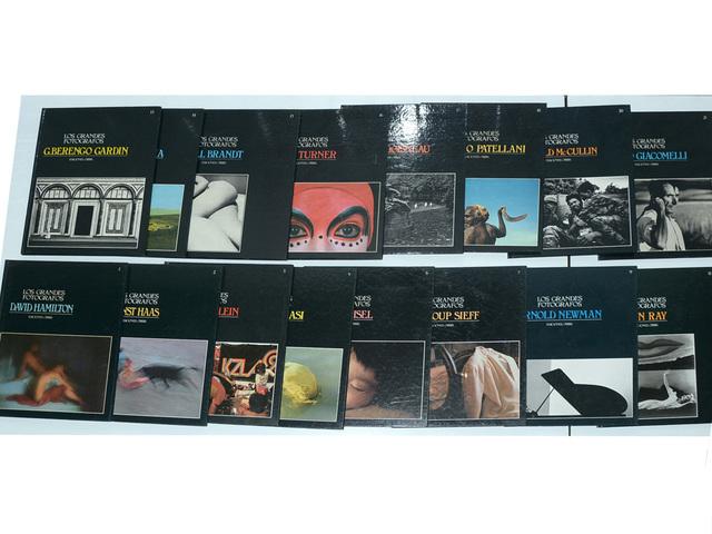 16 LIBROS GRANDES FOTOGRAFOS - foto 2