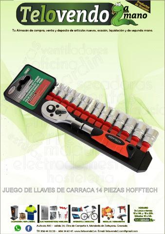 3315 Juego De Llaves De Carraca 14 Pieza