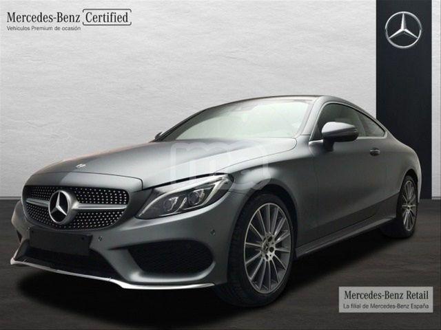 Mercedes-benz parrilla calandra Avantgarde Sport paquete negro w204 s204 clase C