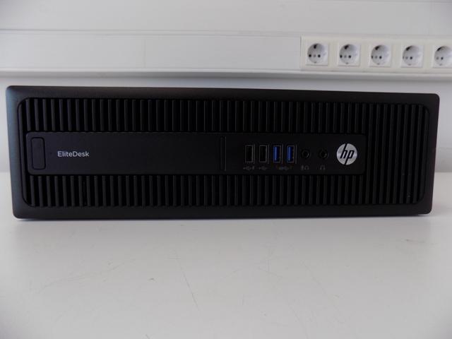 HP 800 G2 I5-6500/8GB/SSD 240GB - foto 2