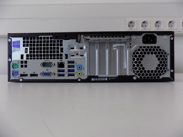 HP 800 G2 I5-6500/8GB/SSD 240GB - foto 4