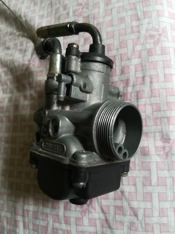 POLINI Manguito de carburador di/ámetro Interior 25-28,5 mm