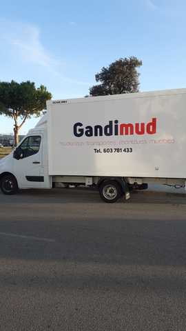 TRANSPORTE Y MONTAJE DE MUEBLES GANDIMUD - foto 1