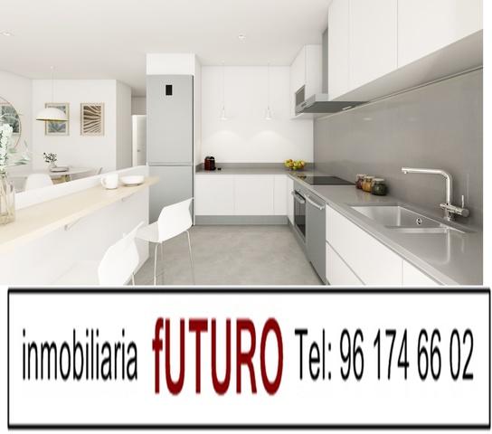 EDIFICIO OBRA NUEVA CULLERA - foto 1