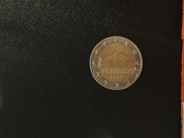 Vendo Moneda Dos Euros Luxemburgo 2011