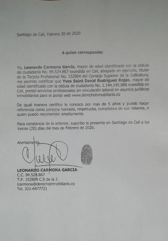 ABOGADO - ASISTENTE JURÍDICO - foto 1
