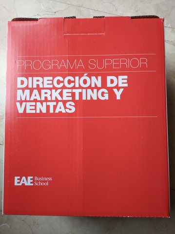 MÁSTER DIRECCIÓN DE MARKETING Y VENTAS - foto 1