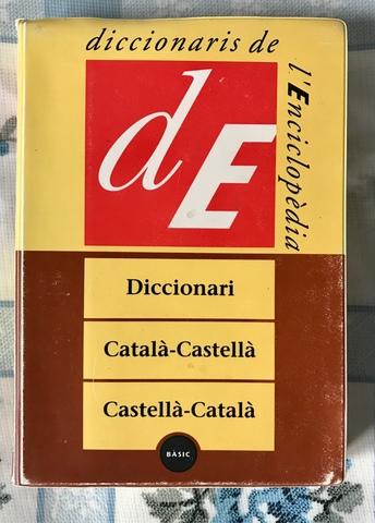 DICCIONARIO CATALÁN-CASTELLANO - foto 1