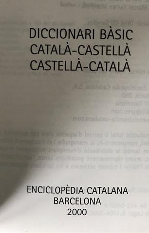 DICCIONARIO CATALÁN-CASTELLANO - foto 4