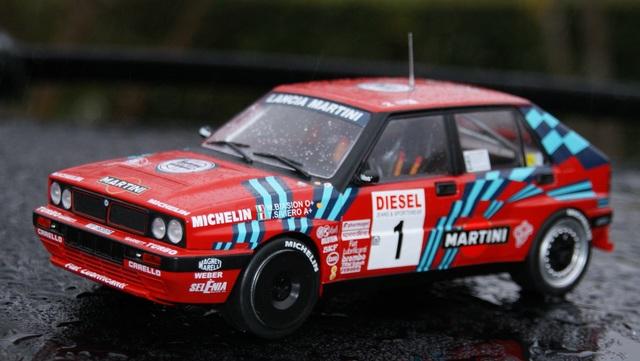 Lancia Delta Integrale 16V  Rallye Sanre