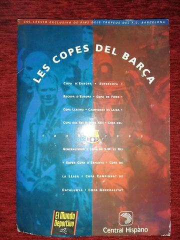 Las Copas Del Barca